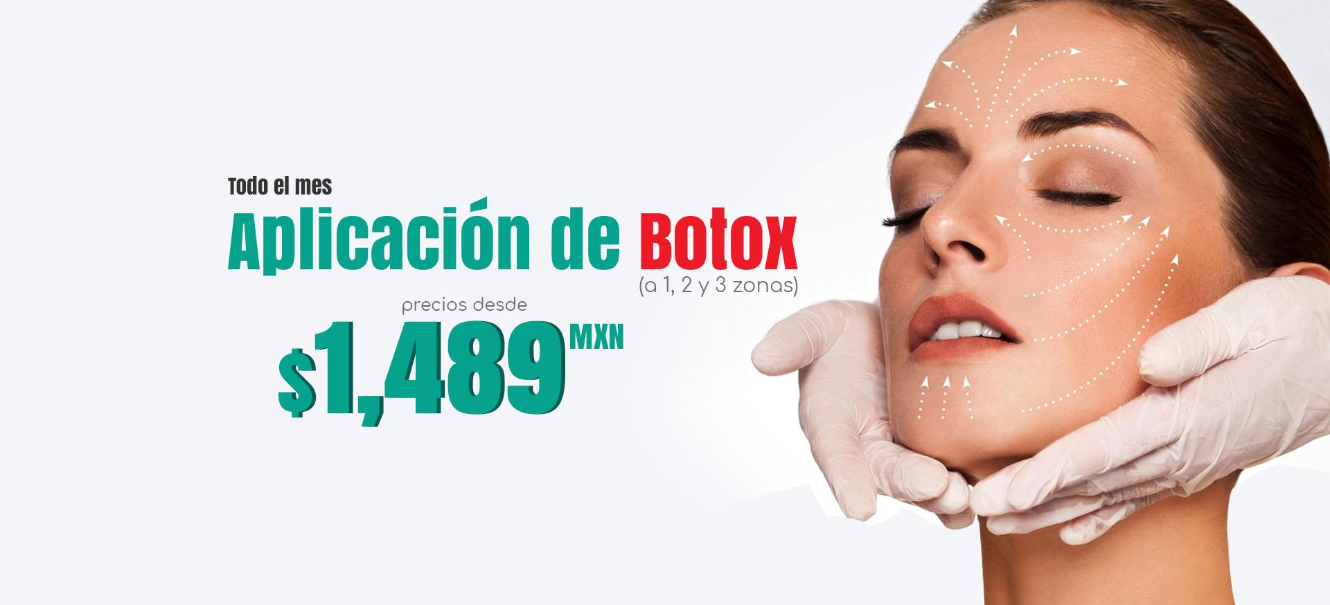 Clínicas de Bótox en Querétaro